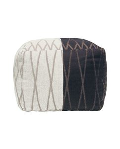Meditation Cushion - Grey/Rose - The Organic Company