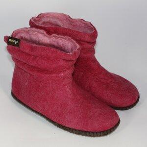 Hausschuhe - Lady Mongs Pink - mongs®