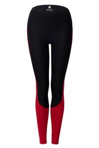 Leggings Grace black / red - Magadi
