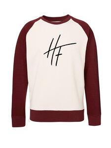 Unisex Sweatshirt - Two Toned 'Big HF' - Human Family