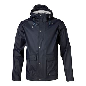 Regenjacke - Rain Jacket - Total Eclipse - KnowledgeCotton Apparel