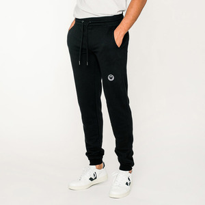 MARKED / Black Trousers Men (fair & organic) - Rotholz