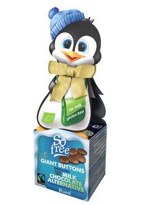 Vegane Pinguin Geschenkbox 65g - Plamil Foods