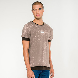 LAYER  Combination / T-Shirts (fair & organic) - Rotholz