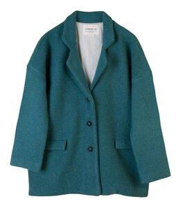 Boiled Green Jacket - thinking mu