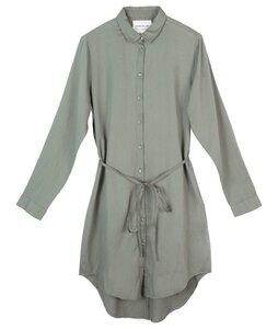Marta Green Dress - thinking mu