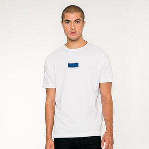 SQUARE / T-Shirt (White) - Rotholz