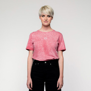 FELICITOUS / T- Shirt Women (fair & organic)  - Rotholz