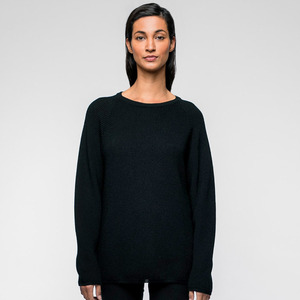 J. Series / Merino Strick-Sweater (fair)  - Rotholz