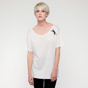 NEKO Oversize Shirt (fair & organic) - Rotholz