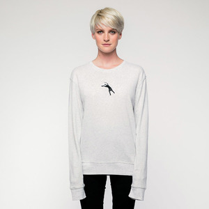 NEKO Sweater (fair & organic) - Rotholz