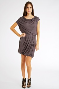 Vida Dress Grey - Misericordia