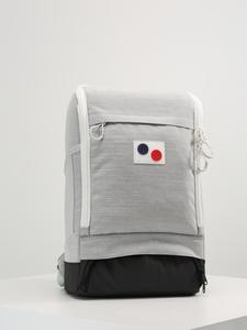 Rucksack - Cubik Medium - Grey Melange - pinqponq
