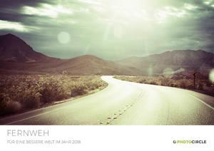 Wandkalender 2018 - Fernweh - Photocircle