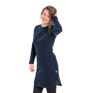 Jeanslook Kleid Damen Blau - bleed