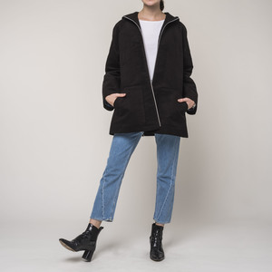 Parka AVIGNON black - JAN N JUNE