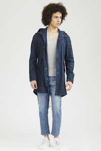 Parka Duncan - New Navy - LangerChen