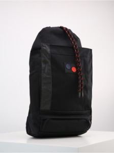 Rucksack - Blok Medium - Licorice Black - pinqponq