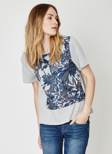Mahala Organic Cotton Top - Thought