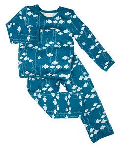 Kinder Schlafanzug Fische - Pitupi