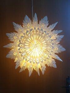 Papier Leuchtstern 'Betlehem' - BAGHI