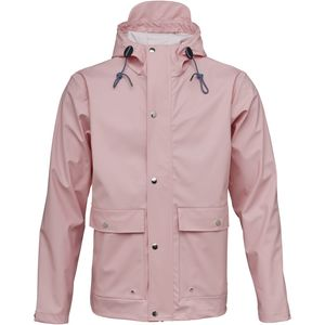 Rain Jacket - Orchid Pink - KnowledgeCotton Apparel
