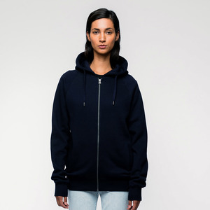 CAPITAL / Hoodie Zipper (fair) - Rotholz