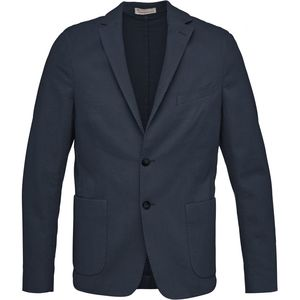 Sakko - Structured blazer - Total Eclipse - KnowledgeCotton Apparel