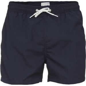 Swim Shorts Solid - Total Eclipse - KnowledgeCotton Apparel