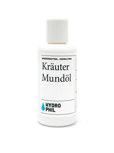 Kräuter Mundöl - HYDROPHIL