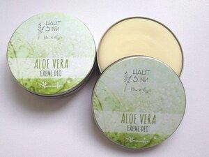 Aloe Vera Creme Deo - HautSinn