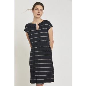 Leinenkleid Stripes - LANIUS