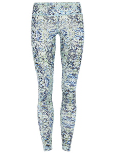 Yogahose - Fancy Legging - Shanghai Twist - Mandala