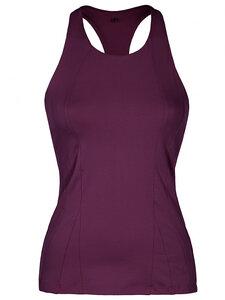 Slim Top - Purple - Mandala