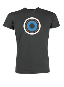 "Herren T-Shirt aus Bio-Baumwolle ""Target"" - University of Soul"