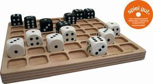 Brettspiel CUBLINO - intellego holzspiele