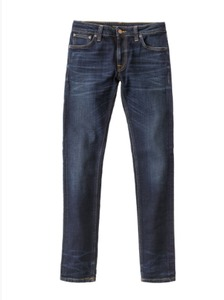 Skinny Lin Dark Blue Authentic - Nudie Jeans