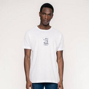 ONE DRINK /  T-Shirt  (fair) - Rotholz