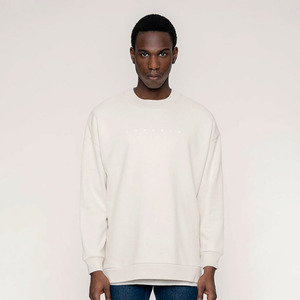 LOGO / Sweater (fair & organic) - Rotholz