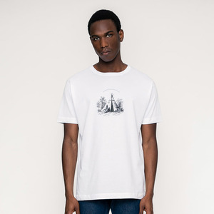FREE WIFI / T-Shirt (fair) - Rotholz