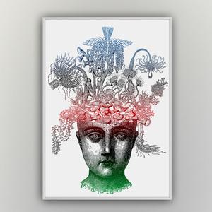 'Viva la Fantasia' A2 Hand-Siebdruck-Poster  - shop handgedruckt