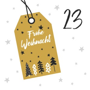 23.Türchen - Adventskalender