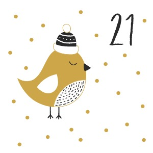 21.Türchen - Adventskalender