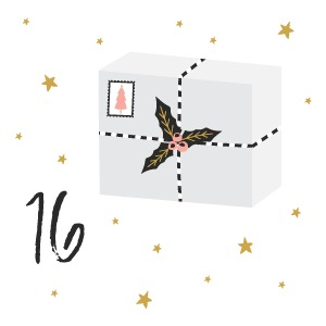16.Türchen - Adventskalender