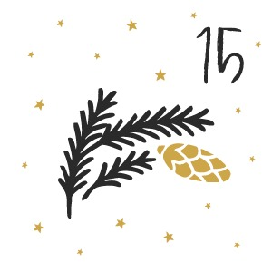 15.Türchen - Adventskalender