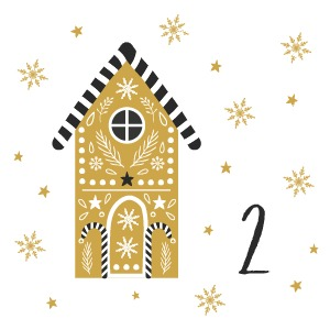 2.Türchen - Adventskalender