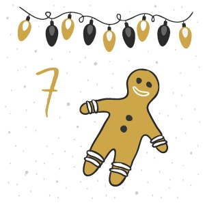 7.Türchen - Adventskalender