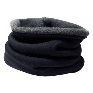 winterfester Loop, schwarz - bingabonga