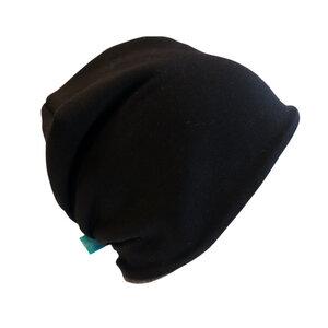Mütze 'Line' winterfest schwarz - bingabonga