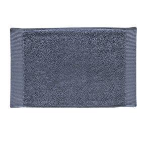 Doppelpack Gästehandtuch - blau - People Wear Organic